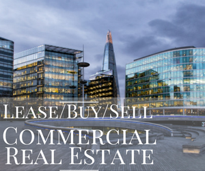 Lease Buy Commercial Real Estate